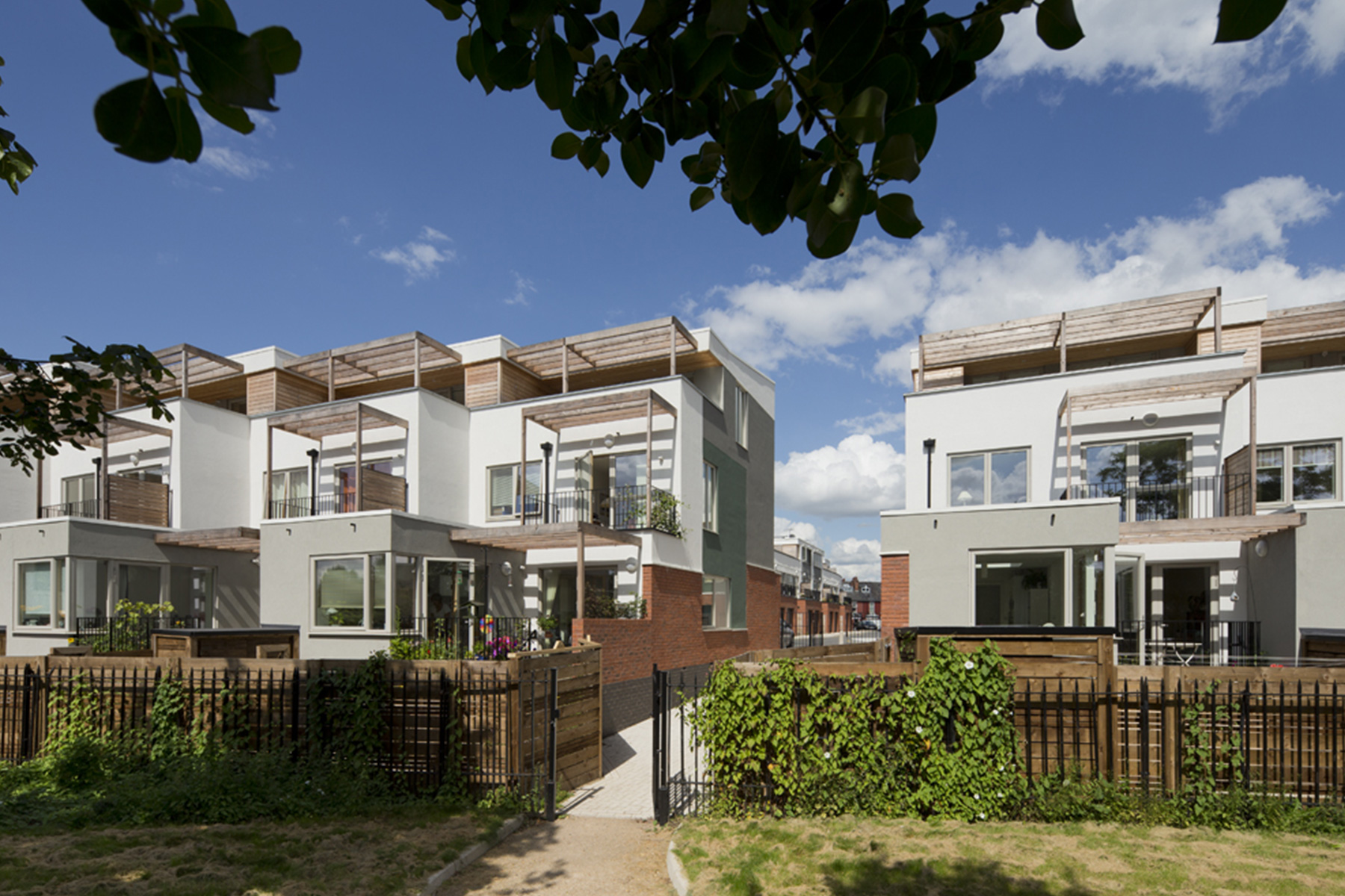 igloo Regeneration | The Meadows housing, Nottingham